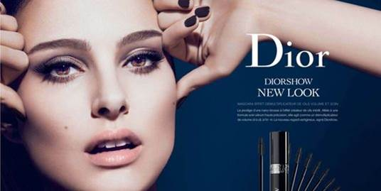 publicité produit cosmétique